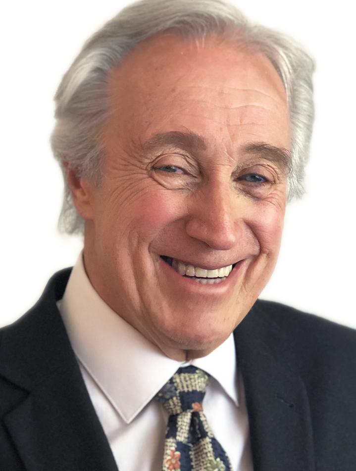 Peter Romaniuk, President