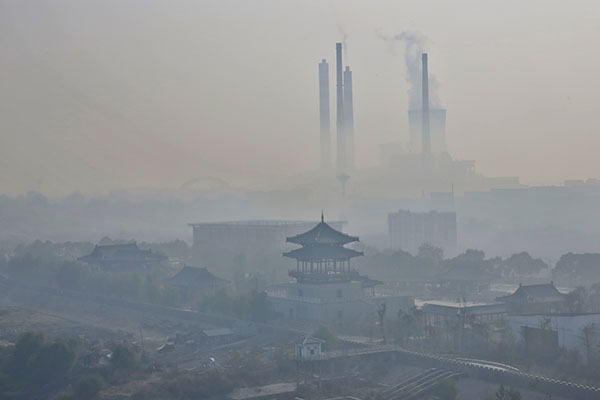 Beijing one of the most polluted cities in the world!!